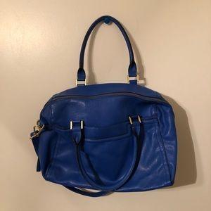 Merona purse (blue)